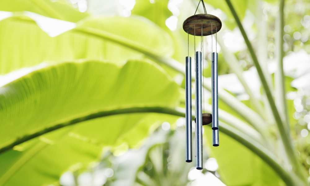 How to Make Deep Tone Wind Chimes 2