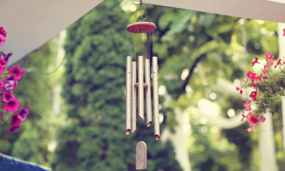 How to Make Deep Tone Wind Chimes 3