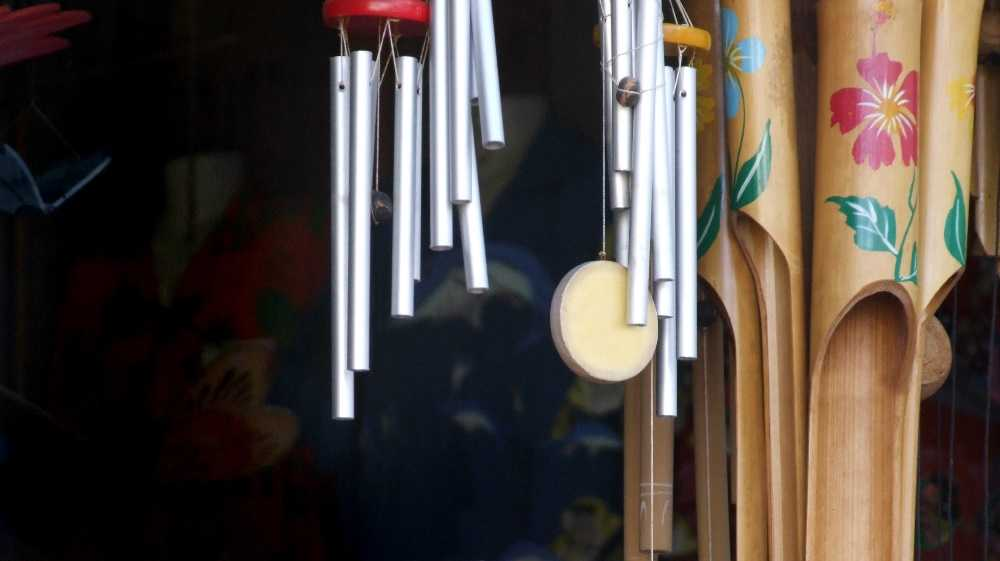 How to Make Deep Tone Wind Chimes